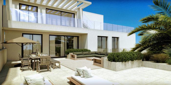 Off plan development in La Cala de Mijas, apartments for sale from 211,000€