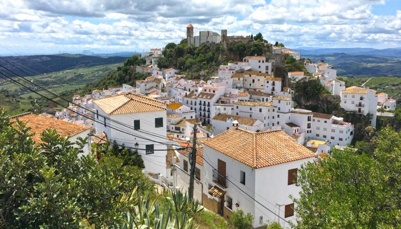 Property for sale in Casares village Costa del Sol
