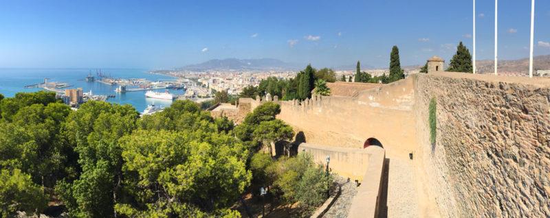 Malaga, capital of the Costa del Sol