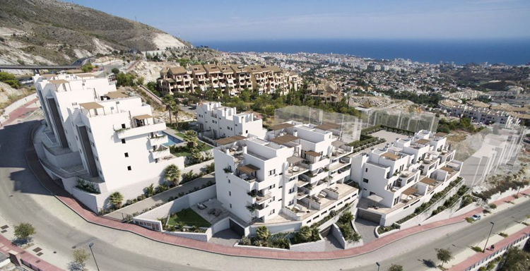 Benalmádena apartment for sale