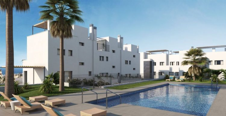 Sea view apartment for sale in Benalmádena, Costa del Sol