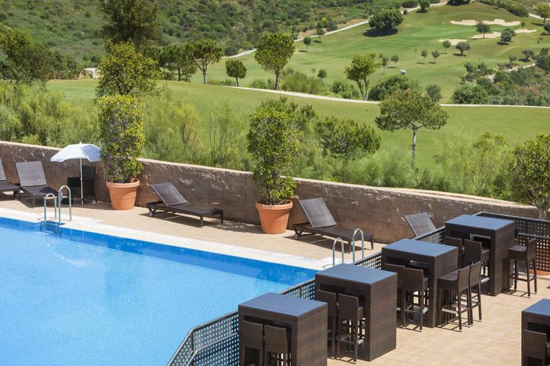 Golf rental property for sale in Estepona
