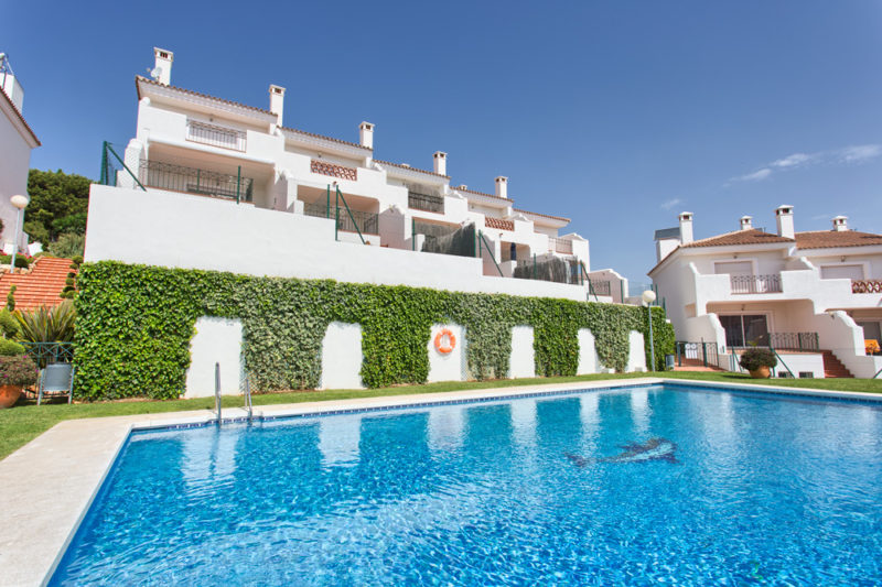 Townhouse property for sale in Estepona