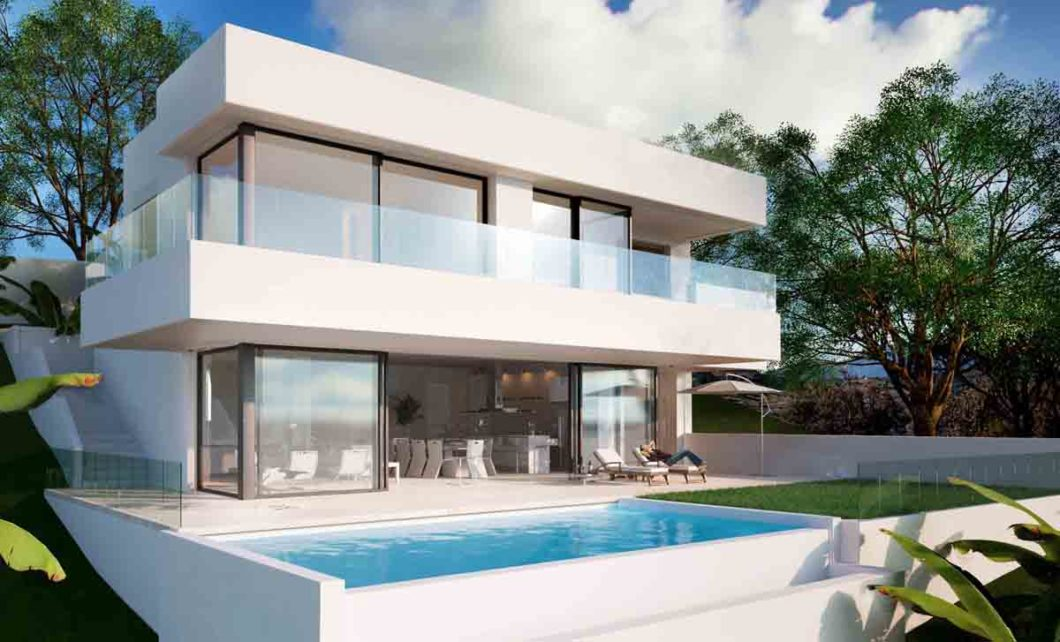 Contemporary Marbella villa for sale San Pedro beachside