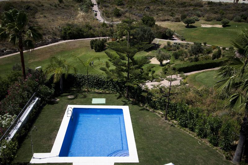 Golf villa for sale in the New Golden Mile Estepona