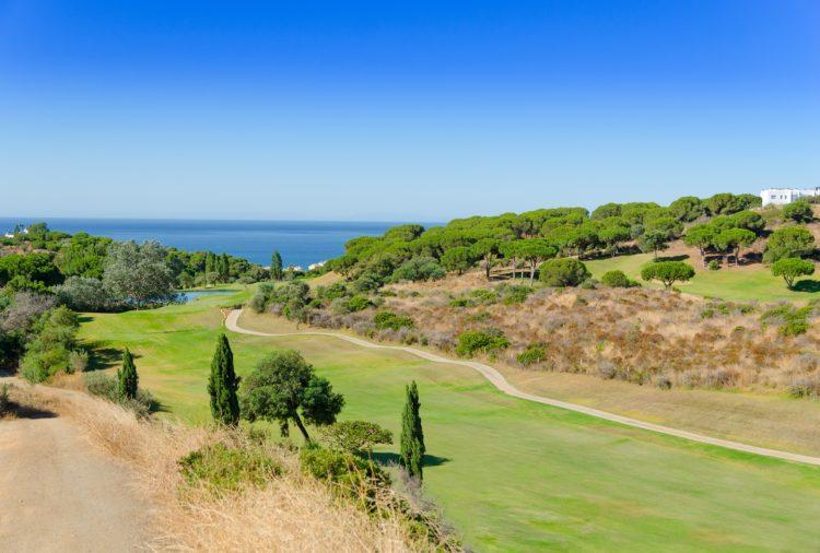 Golf view villa for sale in Marbella