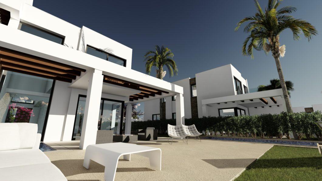 Marbella villa for sale in Cabopino golf