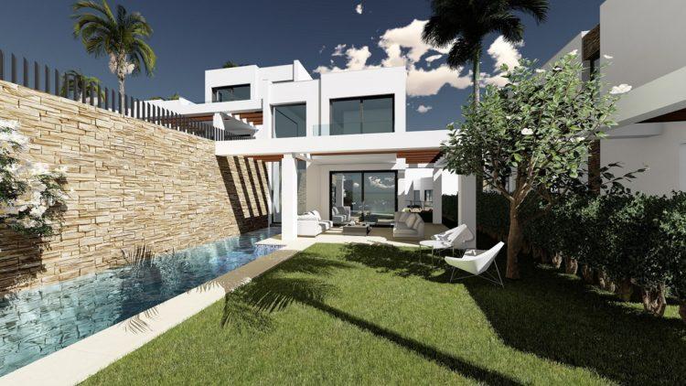 Cabopino golf villa for sale in Calahonda