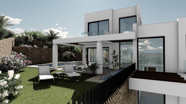 Cabopino golf villa for sale in Marbella