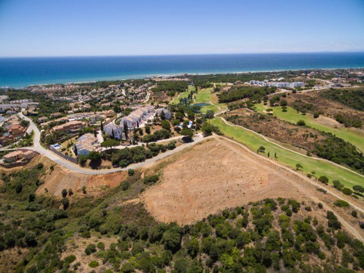 Golf villa for sale in Marbella