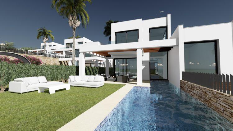 Marbella villa for sale on Cabopino golf