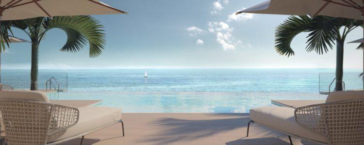 Beachfront Costa del Sol property for sale