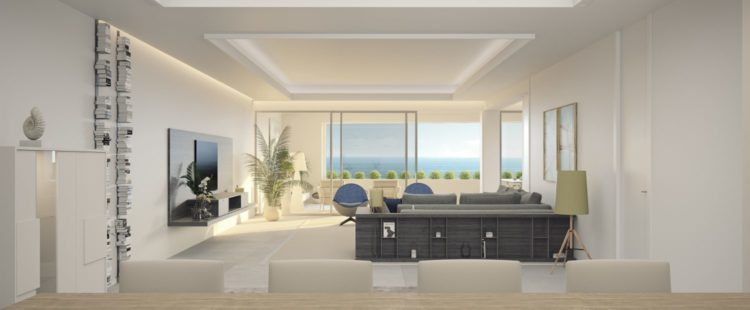 Luxury beachfront Estepona property for sale