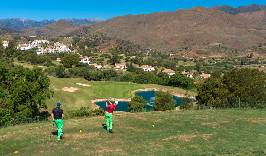 Golf property on La Cala Resort