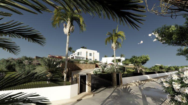 Calahonda villa for sale on Cabopino golf Marbella