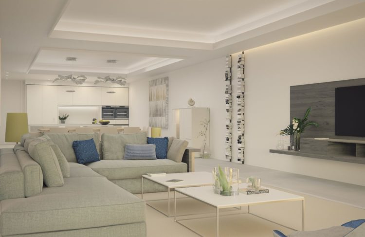 Luxury apartments for sale in Estepona