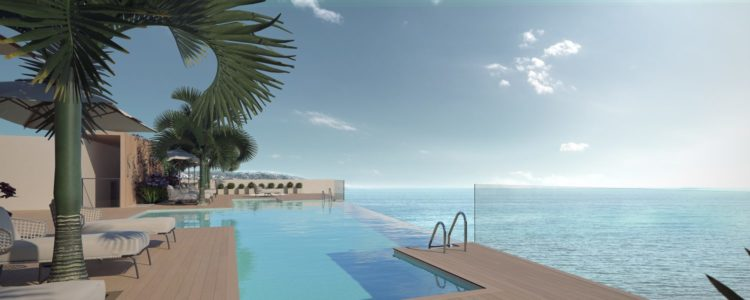 New build apartments for sale in Estepona