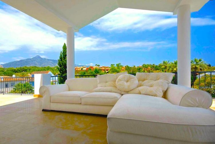 Luxury villa for sale in Marbella