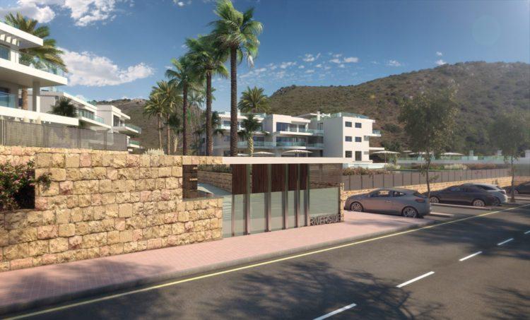 Luxury apartments for sale in Benahavis village