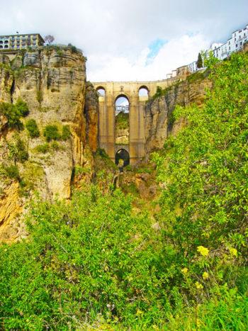 Ronda in southern Andalucia, close to the Costa del Sol
