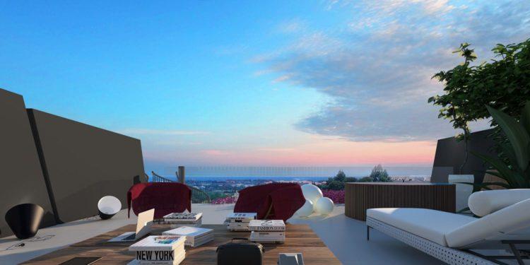 Apartments for sale in La Resina Golf Estepona