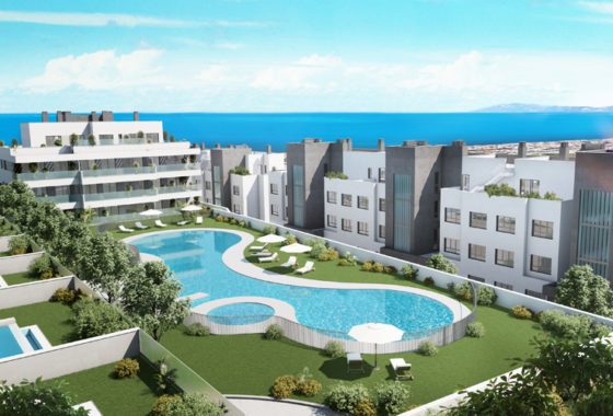Apartments for sale in La Cala de Mijas