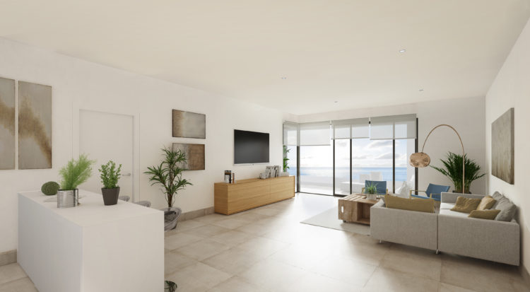New build apartments for sale in Fuengirola