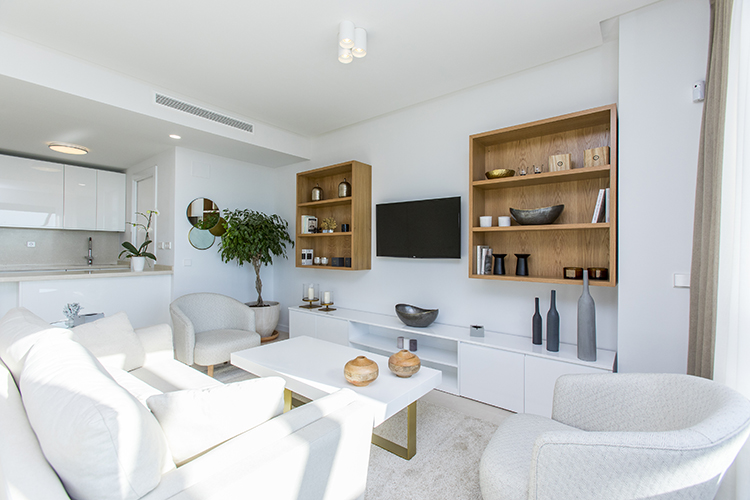 Sea view apartments for sale in fuengirola