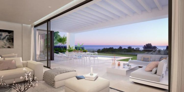 Marbella villa for sale in Cabopino