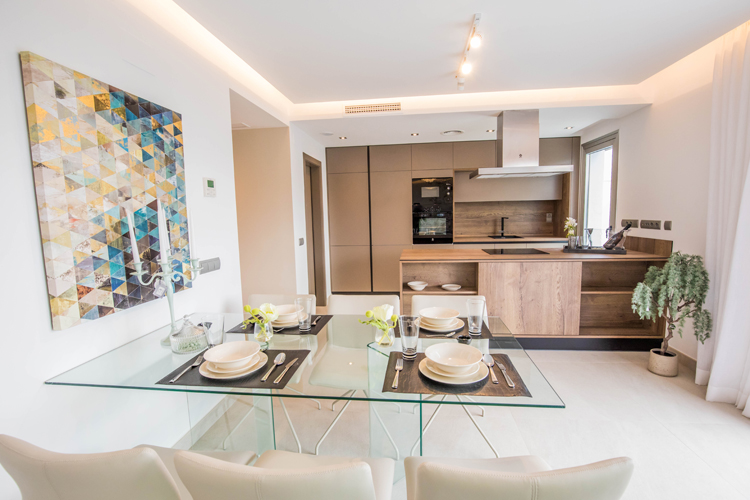 Golf view apartments for sale in Mijas Costa