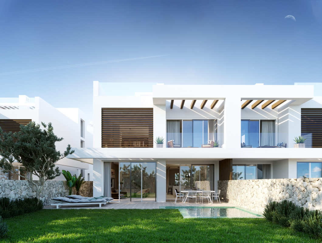 Golf villas for sale in Marbella