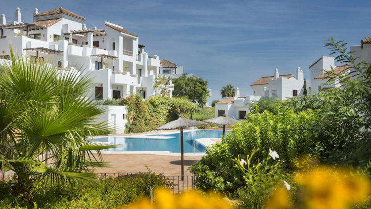 Typical Spanish holiday rental homes