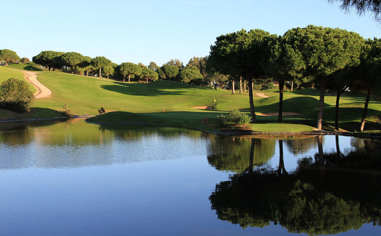 Cabopino golf in east Marbella