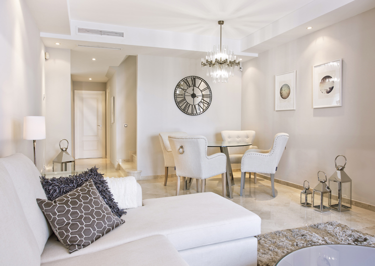 Apartments for sale in Nueva Andalucía, Marbella