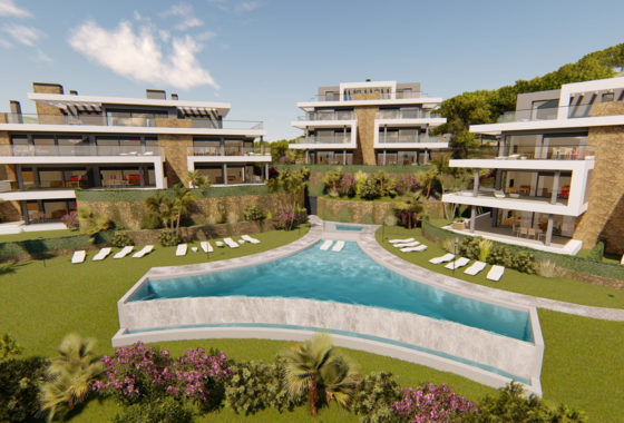 Apartments for sale in Selwo, Estepona