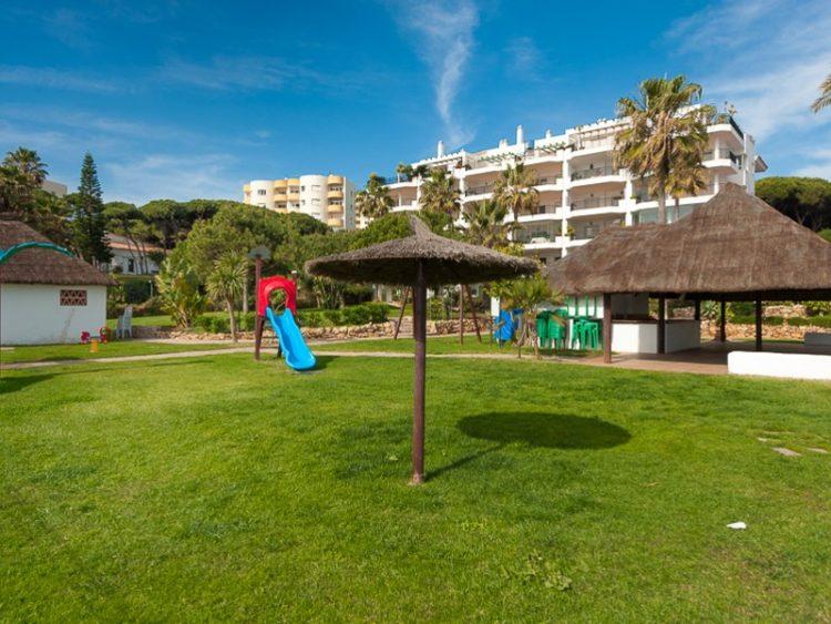 Beachfront sea view apartment for sale in Calahonda