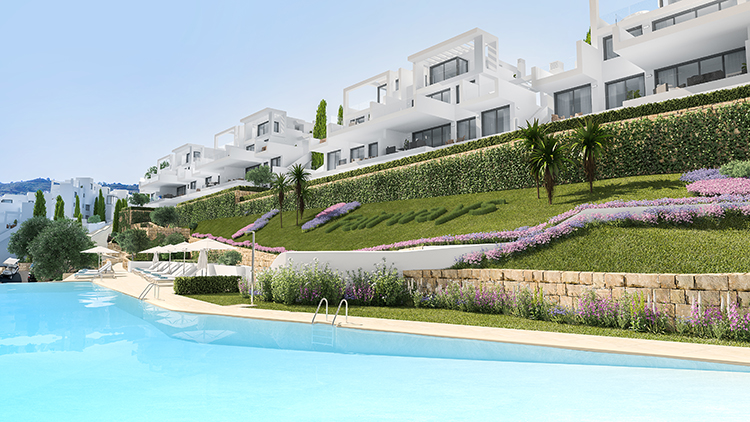 Golf property for sale in La Cala de Mijas