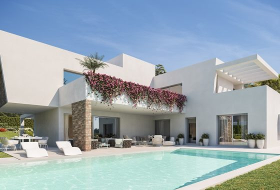 Luxury villas for sale in Atalaya