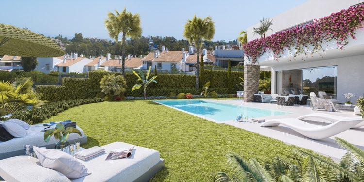 Luxury villas for sale in Atalaya