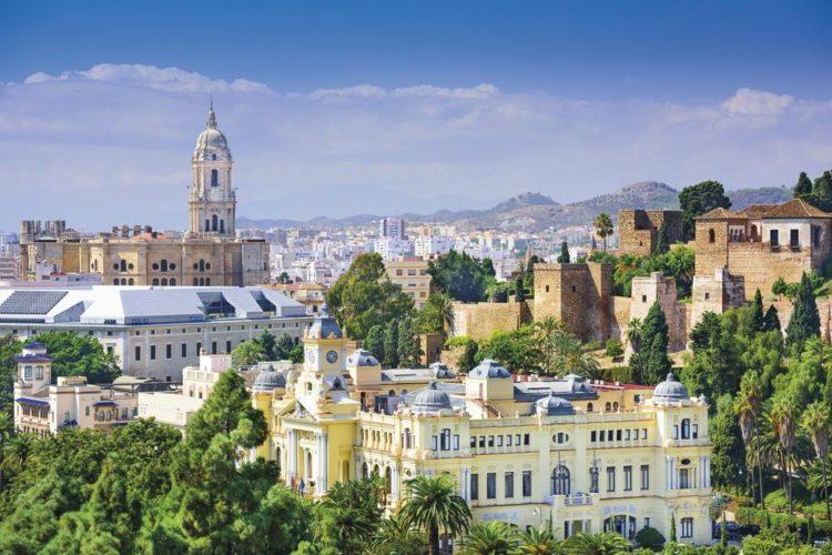 Malaga city nominated for European Best Destination 2019