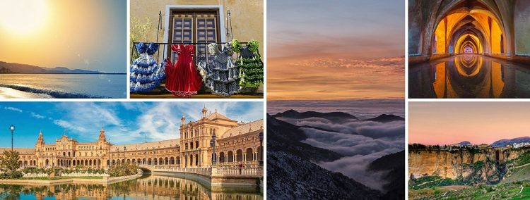 Gastronomy, culture, history, nature and festivals in Andalucia