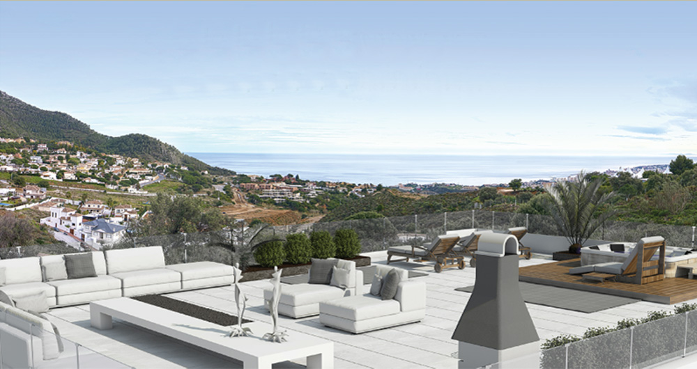 Villas for sale in Buena Vista, Mijas | RAD Property Services