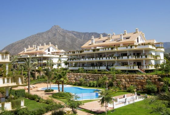 apartment for sale in Marbella's golden mile