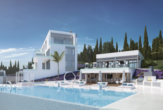 Luxury apartments for sale in La Cala golf resort