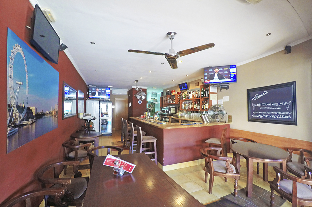 Bar for sale in Calahonda, Costa del Sol